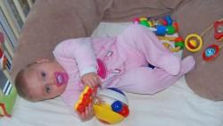 Покупка на първите играчки на вашето бебе