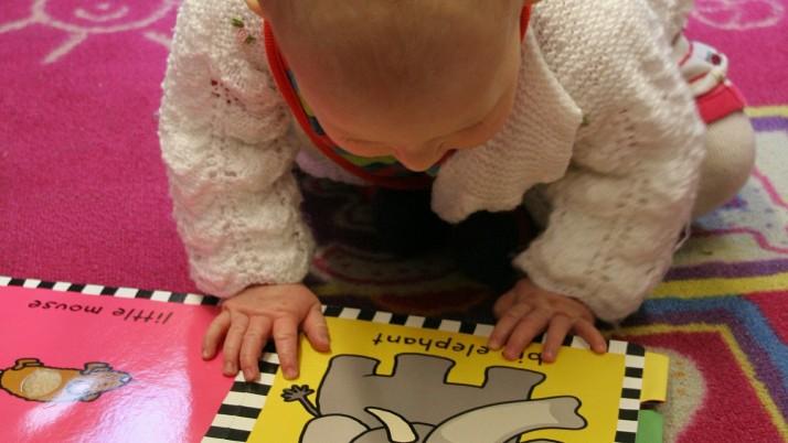 На 2 месеца: Мамо, почети ми!