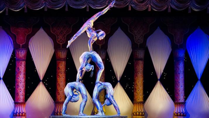 На 5 години: Цирк