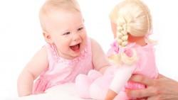 На 7 месеца: Нос, очи, уши, уста
