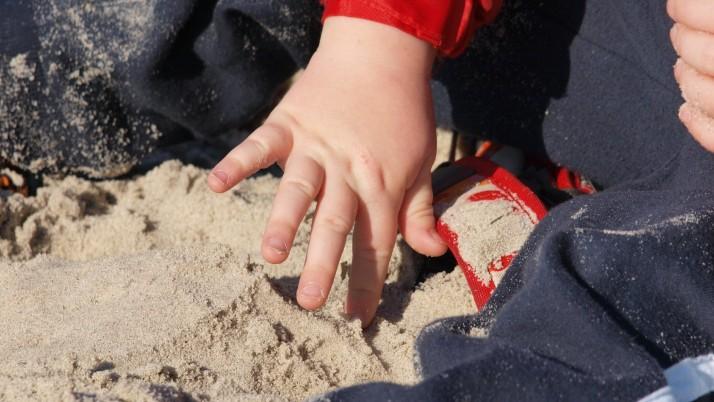 На 9 месеца: Търсене на съкровище