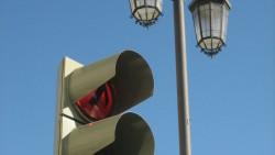 На 1 година: Игра на светофар