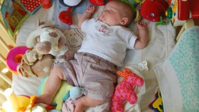 Играта и развитието на бебето
