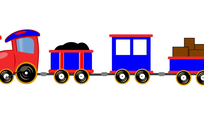 Тръгва детския влак