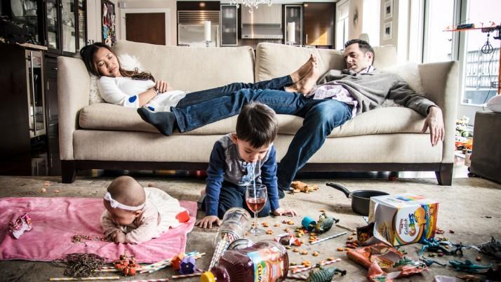 Домашен хаос
