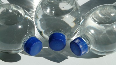 Игри за път: Бутилка с вода
