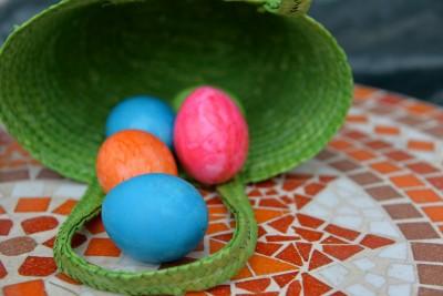 Великденски картинки за оцветяване и украса