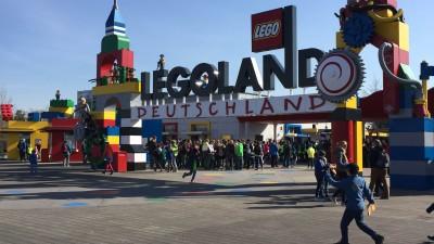 На разхока до Леголенд или едно пътуване до Германия с деца