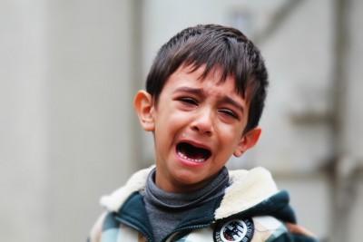 Как да научим детето да управлява гнева си