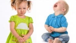 Как да се справим с детския инат?