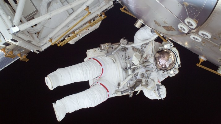 Мисия: Космонавт