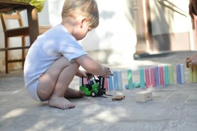 Какво да търсим в играчката на детето