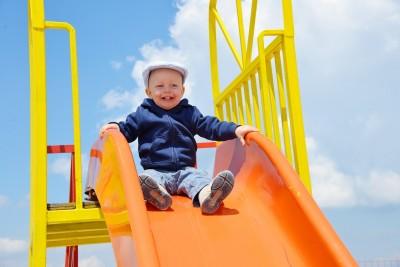 Наръчник за оцеляване на детската площадка