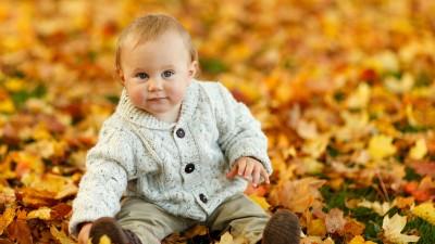 Есенни игри  в парка и у дома