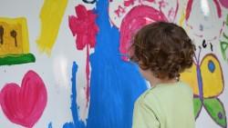 Има ли начин да спра рисуването по стените?