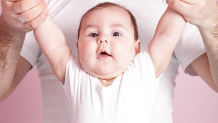 На йога с бебе: Тооолкова големи!