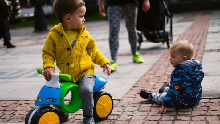 Защо трябва да снимаме децата си?