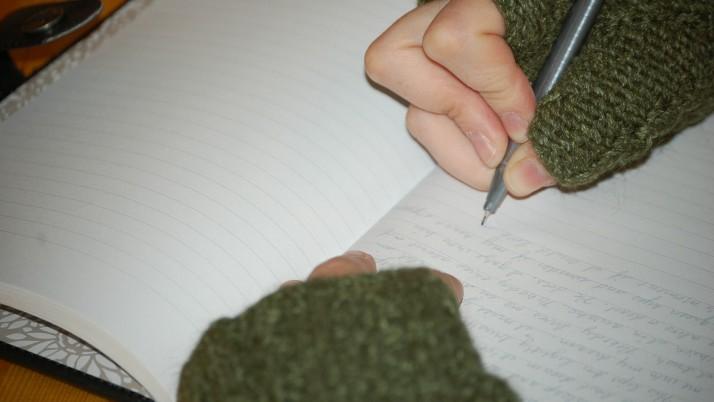 Как да водим дневник на детето