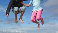 На 2 години: Скачане с цел