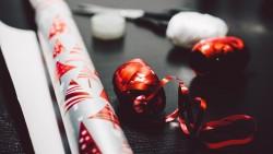 Развиващ килим за Коледа