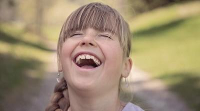 На какво се смеят децата