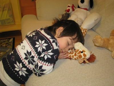 Детето и следобедният сън