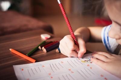 Да научим детето да пише според метода Монтесори