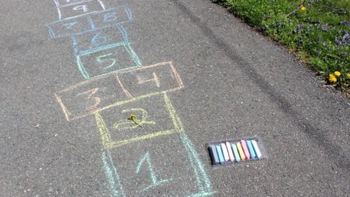 Игрите, на които играехме като деца