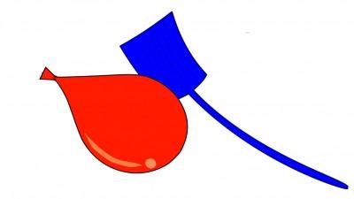 На 3 години: Бадминтон с балон