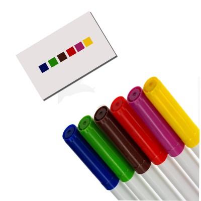 На 3 години: Игра с флумастери за учене на цветове