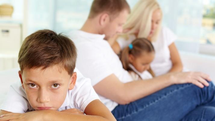 Ревността между децата