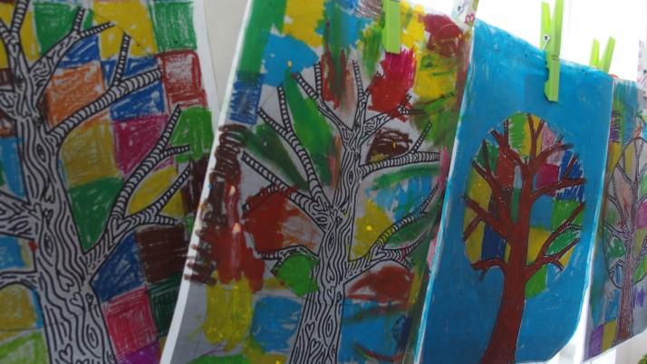 Рисуването – зареждащо и полезно