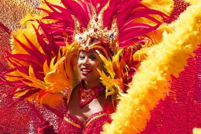 Мисия: Бразилски карнавал