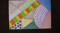 На 5 години: Зентенгъл – техника за рисуване за цялото семейство