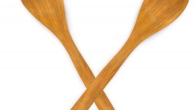 На 1 година: Ритъм с дървени лъжици