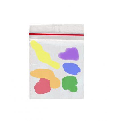 На 1 година: Рисуване в… торба