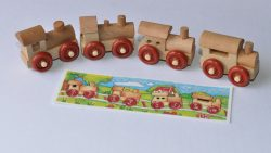Предимствата на качествените дървени играчки