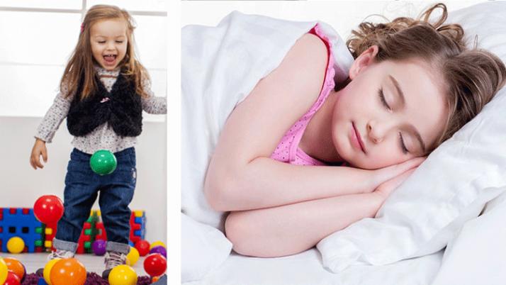 Детската игра и пълноценната почивка след нея