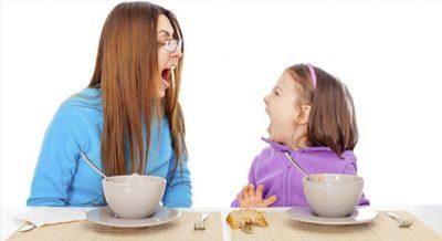 Възприемат ли децата нашия модел на поведение