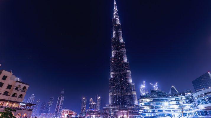 На 5 години: Най-високите сгради в света