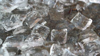 Фокус с лед и сол