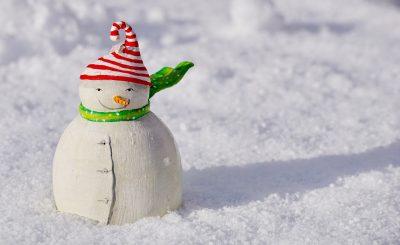 Рисуване с домашен сняг