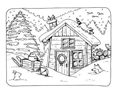 По пътя на Дядо Коледа