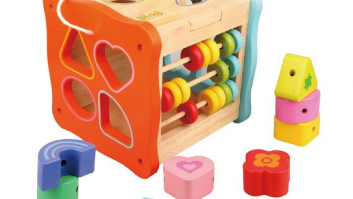 На 1 година: Кутия за сортиране