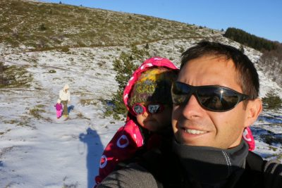 С деца на планина, интервю с Радослав Байрактаров