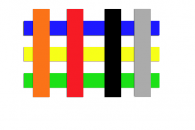 На 2 години: Предизвикателство с цветен изолирбанд