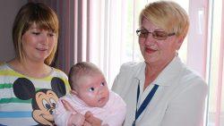 УНИЦЕФ в помощ на родителите на деца до 3 години или още за патронажната грижа