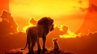"""Ела и играй в свят, вдъхновен от """"Цар Лъв"""" на Дисни"""